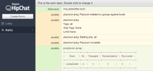 hipchat-ping-playbook