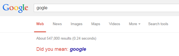 google-did-you-mean